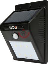YATO 81856 Fali lámpa napelemes LED