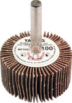 YATO 83354 Csapos lamellás csiszoló 40x20x6mm P100