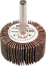 YATO 83355 Csapos lamellás csiszoló 40x20x6mm P120