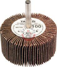 YATO 83364 Csapos lamellás csiszoló 60x30x6mm P100