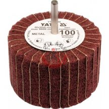 YATO 83398 Kombinált csapos lamellás csiszoló 80x50x6mm P60