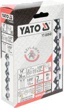 """YATO 84940 Lánc 56 szem 0,325"""" 1,5mm"""