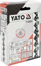 """YATO 84941 Lánc 64 szem 0,325"""" 1,5mm"""