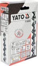 YATO 84942 Lánc 66 szem 0,325 1,5mm
