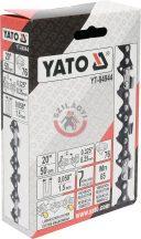 """YATO 84944 Lánc 76 szem 0,325"""" 1,5mm"""