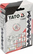 """YATO 84945 Lánc 64 szem 0,325"""" 1,3mm"""