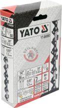 """YATO 84950 Lánc 50 szem 3/8"""" 1,3mm"""