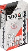 """YATO 84952 Lánc 56 szem 3/8"""" 1,3mm"""