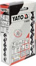 """YATO 84954 Lánc 57 szem 3/8"""" 1,3mm"""