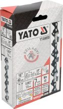 """YATO 84955 Lánc 60 szem 3/8"""" 1,6mm"""